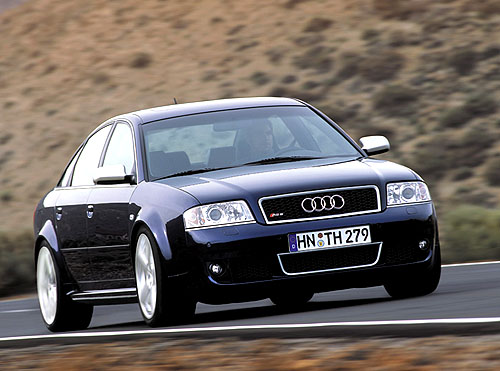 Audi RS 6/RS 6 Avant přichází na český trh