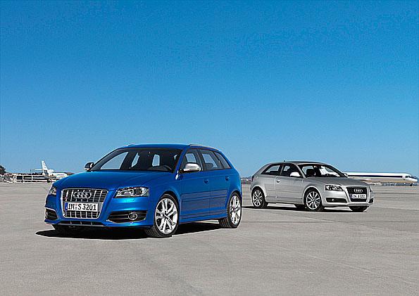 Financování všech modelů Audi A3/S3 s navýšením 0 %