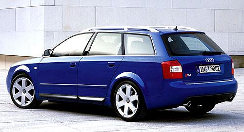 Audi S4 v provedení limuzina i Avant už i na našem trhu!
