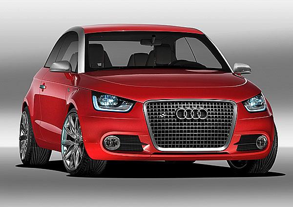 Podrobně o špičkové technice vnové studii Audi
