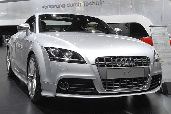 Audi TT Coupé quattro a Audi TT Roadster quattro smotorem 2.0 TDI