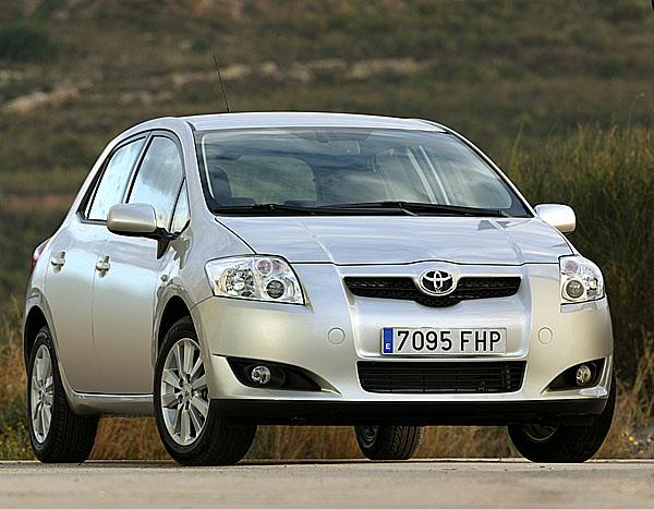 Výroba nového modelu Toyoty Auris ve Velké Británii zahájena