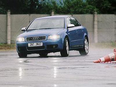 Nabídka Audi pro vaši radostnou a bezpečnou jízdu