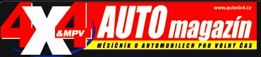 Již sedmý ročník čtenářské ankety Automobil 4x4 roku 2008 o nejoblíbenější automobil spohonem všech kol vČR