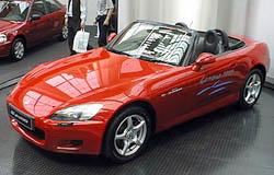 Autosalon 1999 vBrně zahájen