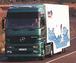 V sobotu 6. června byl v Brně zahájen AUTOTEC 1998