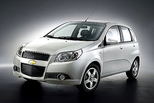 Nový Chevrolet Aveo se představí v září na Autosalonu ve Frankfurtu
