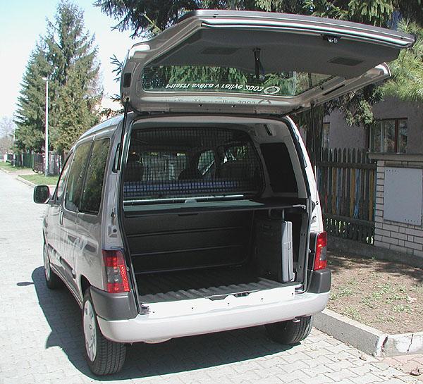 Citroen Berlingo XTR - po všech cestách, bez omezení