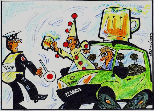 Aral, dejte přednost bezpečnosti! Téma č. 6: Alkohol za volantem- 5. díl