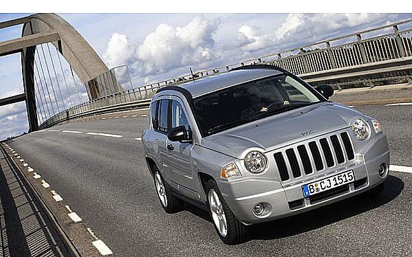 Zcela nový Jeep® Compass na našem trhu