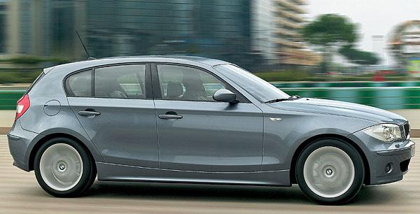 BMW 1. řady už zná cenu pro německý trh