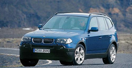 Rekordní poptávka po BMW X3