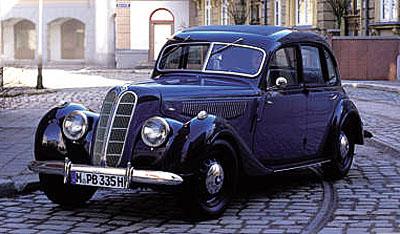 BMW 335: Automobil pro dálnice