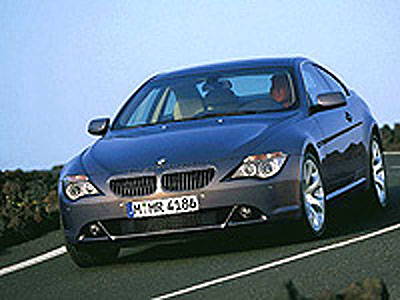 BMW Coupé 6 bude mít světovou premiéru na letošním zářijovém autosalonu ve Frankfurtu nad Mohanem