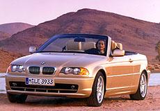 Nový trojkový kabriolet BMW