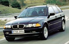 BMW řady 3: Kombi do třetice