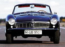 BMW 507: Nestárnoucí klasik