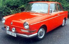 Malý velký BMW 700
