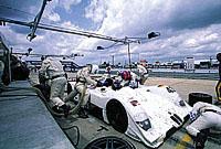 BMW na amerických závodních tratích
