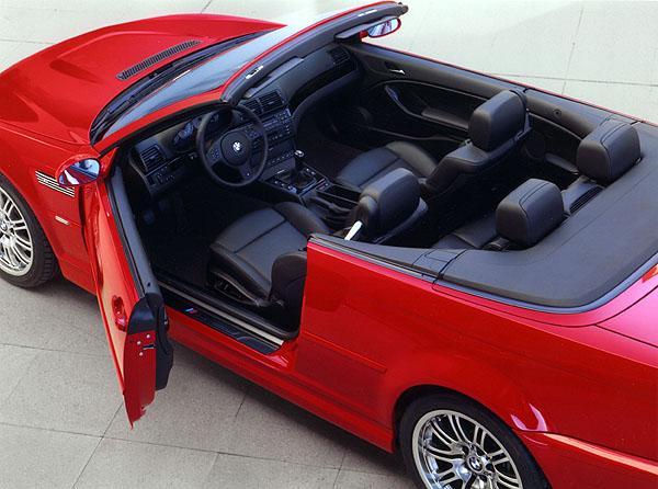 BMW M3 jako kabriolet