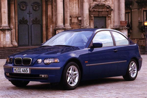 """BMW """"3"""" Compact: Premiéra na jaře"""