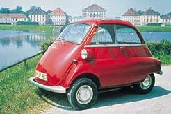 Historie: Miniautomobil BMW Isetta