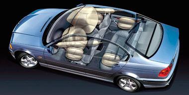 BMW ITS Headbag: Bezpečnost především!