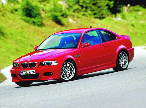 BMW M3 ještě výkonnější