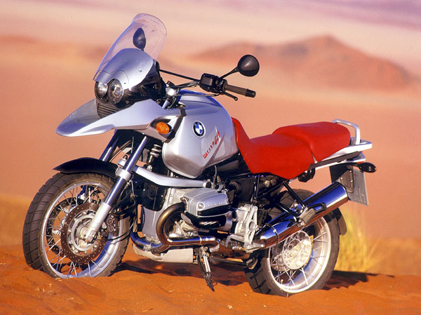 BMW Enduro R 1150 GS