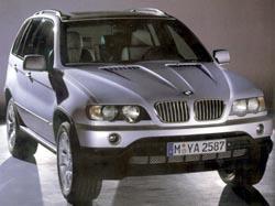 BMW X5: Vhodný pro každou cestu