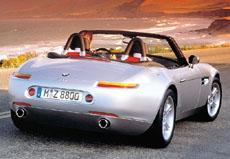 BMW Z-8: Supersport pro příští tisíciletí