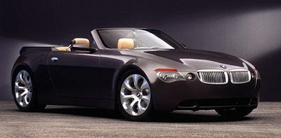 BMW Z9 Cabrio: Radost z jízdy