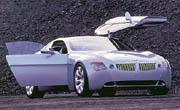 BMW Z-9: Gran Turismo pro 21. století