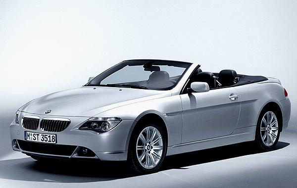 Nové BMW Cabrio 6. řady vstupuje na český trh