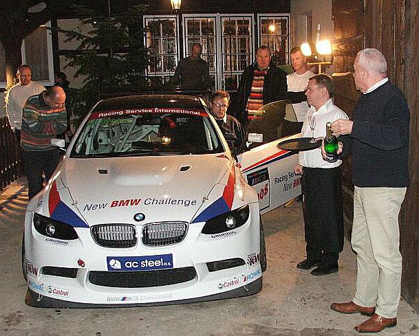 RSI si dalo kVánocům nové BMW M3