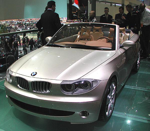 BMW na letošním autosalonu vŽenevě (1)