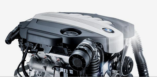 BMW EfficientDynamics.