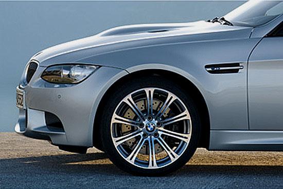 Podrobně o novém BMW M3 Sedan