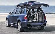 Originální BMW příslušenství pro X3