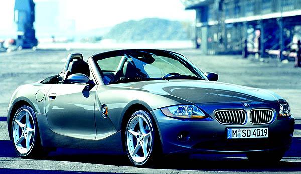 BMW Z4 Cabrio vítězí v testu Euro NCAP, jako nejbezpečnější ve své třídě