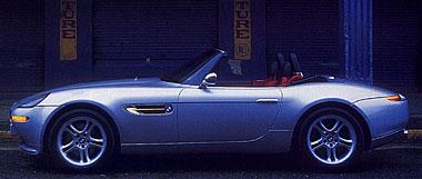 BMW Z8: Tvoření snu budoucnosti