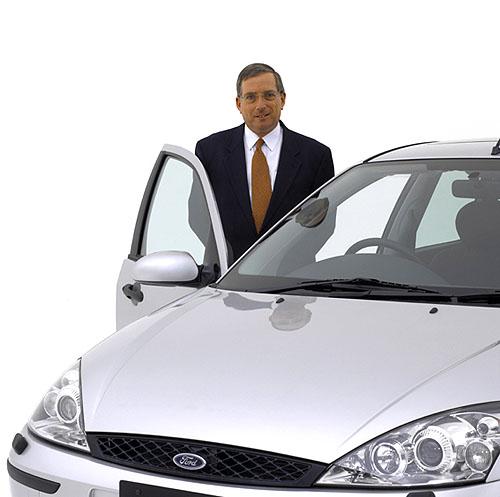 Lewis Booth jmenován novým prezidentem Ford of Europe