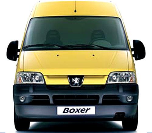 Peugeot Boxer svýznamnými inovacemi je již v prodeji na našem trhu