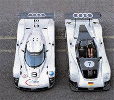 Bravo Audi!