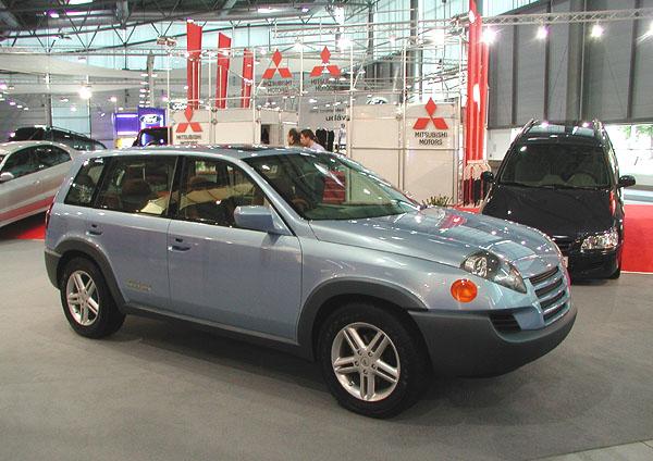 "Mitsubishi SUW Active: ""Chytré kombi"""
