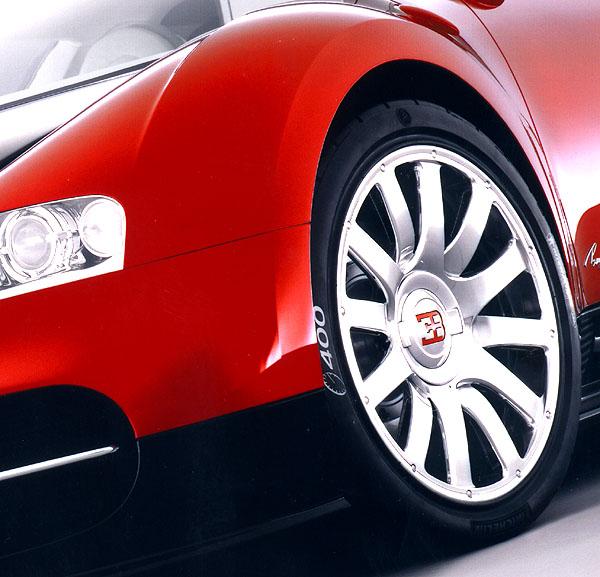 Michelin dodá pneumatiky pro nejrychlejší automobil světa