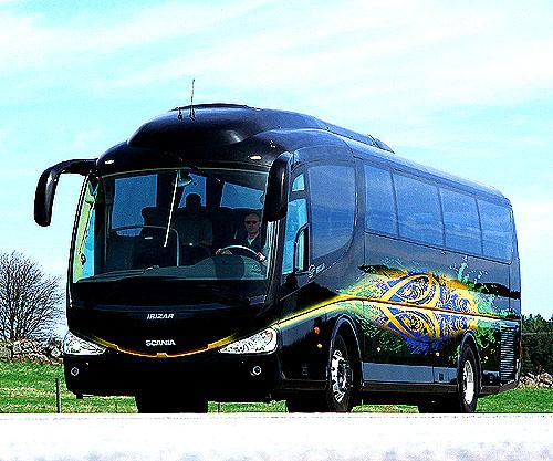 Scania Irizar PB byl zvolen Autobusem roku 2004