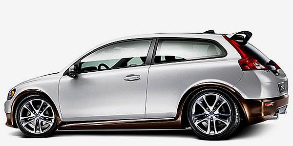 Ceny, technické údaje a výbavy Volvo C30