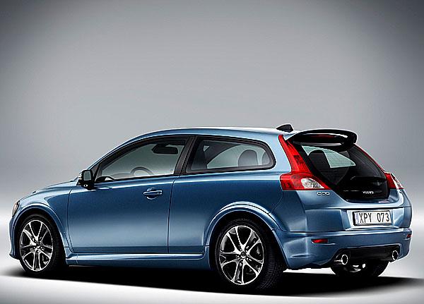 Nové atraktivní Volvo C30
