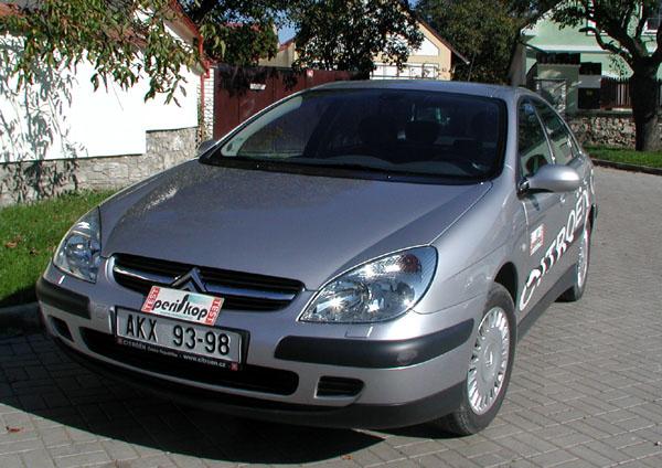 Citroën C5 získal čtyři hvězdičky v crash testech od Euro NCAP a potvrdil, že patří kabsolutní špičce
